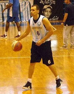 Greek basketball player (1978-)