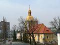 Kostel svatého Víta - pohled z mostu 1.jpg