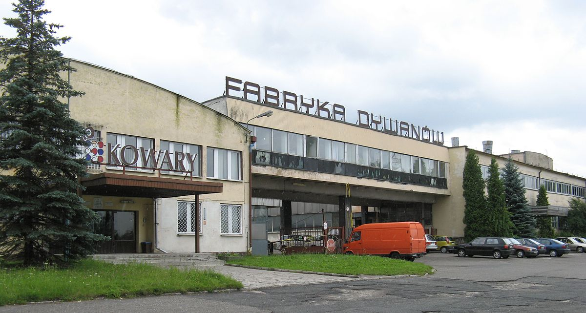Fabryka Dywanów Kowary Wikipedia Wolna Encyklopedia
