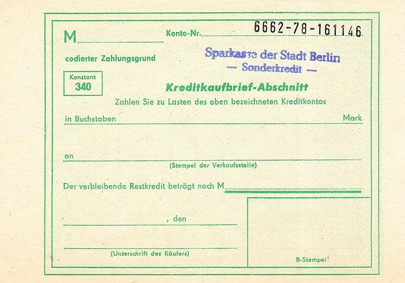 File:Kreditkaufbrief-Abschnitt zum Ehekredit in der DDR.jpg