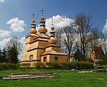 Krempna, cerkiew, 2008 rok, remont.jpg