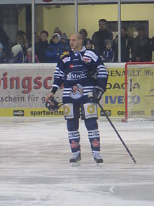 Description de l'image Kris Beech - Straubing Tigers.JPG.