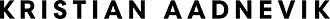 Kristian Aadnevik - Image: Kristian Aadnevik Logo