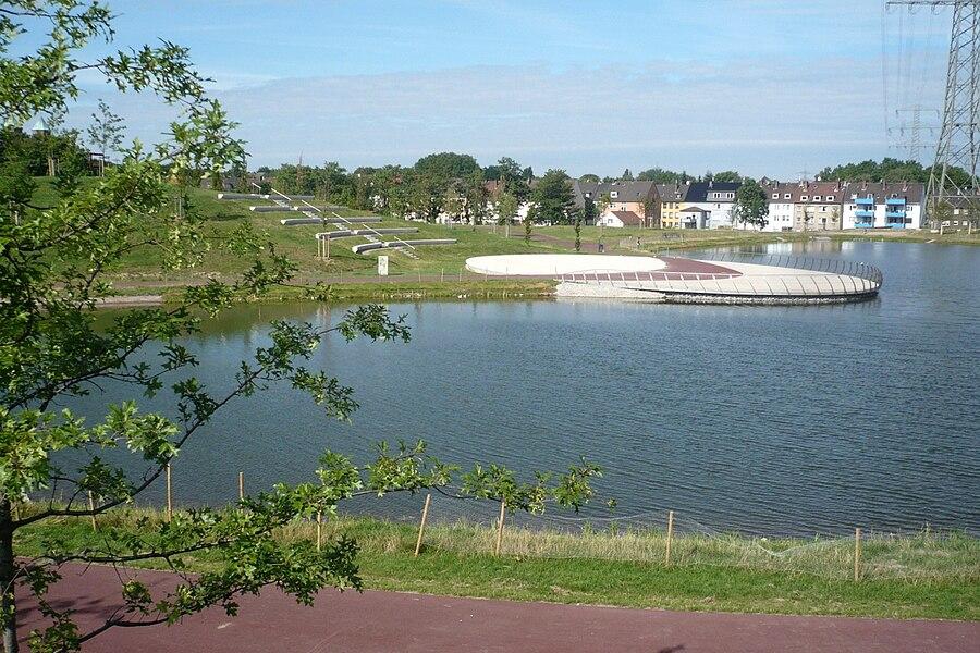 Krupp-Park Seebühne