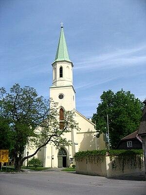 Kuldīga -  St. Catherine Church