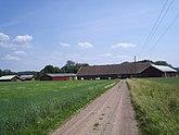 Fil:Kungahälla, nuvarande kungsgården Kastellegården, den 6 juli 2006.JPG