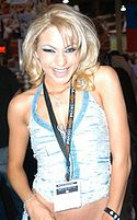 Kylee Reese at AEE 2007 Thursday.jpg