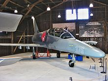 e9ad6152831604 The first L-159 prototype (5831) in the Prague Aviation Museum