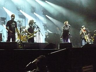 Latin rock - Argentine band Los Fabulosos Cadillacs
