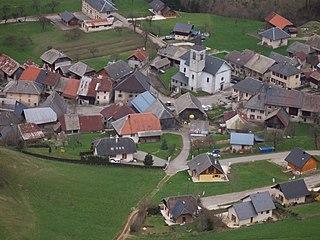 La Compôte Commune in Auvergne-Rhône-Alpes, France