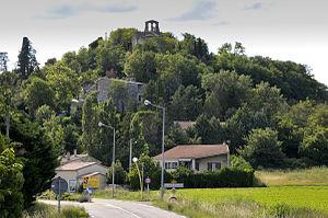La Bâtie-Rolland - The village of La Bâtie-Rolland