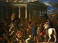 La Destruction du temple de Jérusalem - Nicolas Poussin - Israel Museum.jpg