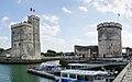 La Rochelle 2018 Tour Saint-Nicolas et tour de la Chaîne 03.jpg
