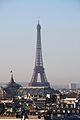 La Tour Eiffel, de la terrasse panoramique du Printemps.jpg