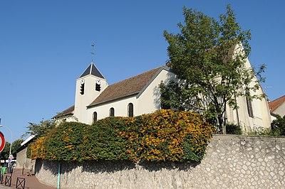 Église Saint-Martin de Bonneuil-sur-Marne