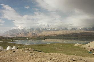 Gorno-Badakhshan Autonomous Region - Lake Zorkul