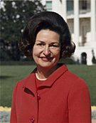 Lady Bird Johnson -  Bild