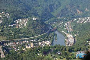 Lahnstein - Lahnstein and the Lahn Valley