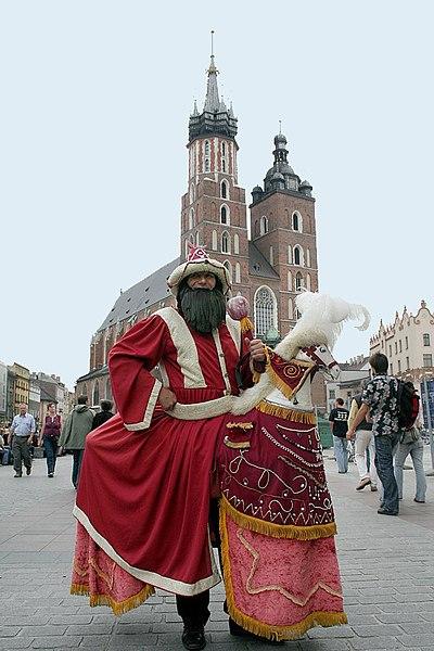 Grafika:Lajkonik - Kraków PL.jpg