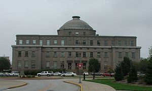 Gary, Indiana - Lake County, Indiana Superior Court Building
