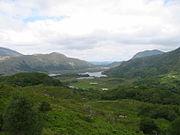 The Lakes of Killarney.