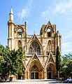 Lala Mustafa Pasha Mosque (Saint Nicholas Cathedral, Famagusta) (28).JPG