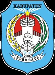 File Lambang Kabupaten Kubu Raya Png Wikimedia Commons