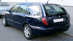 Annonces Lancia Lybra d' occasion mises en vente par des concessionnaires et