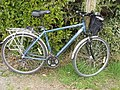 Land Rover brand bicycle hired in Wexford - geograph.org.uk - 1294248.jpg