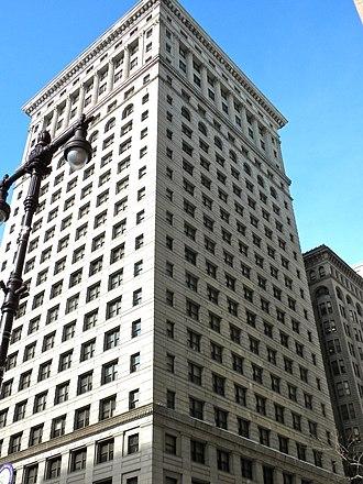 Land Title Building - Image: Land Title Building