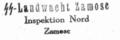 Landwacht Zamosc, Inspektionsstempel.png