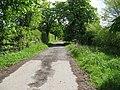 Lane alongside Westridge Farm - geograph.org.uk - 1271477.jpg