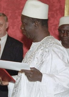 20th and 21st-century President of Guinea