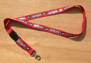 Lanyard - Lanyard for keys