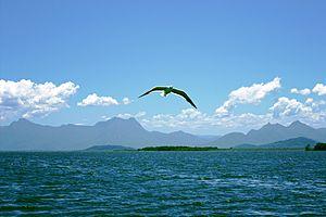 Guaricana National Park - Image: Lar doce mar
