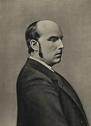 Lars Olsen Skrefsrud - Portrait of Lars Olsen Skrefsrud