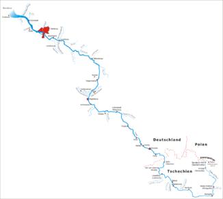 Flussverlauf