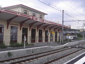 Image illustrative de l'article Gare de Saint-Étienne-Le Clapier