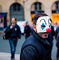 Le clown, anti ACTA le 25 février 2012 (2).jpg