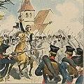 Le colonel Laurède du 63e RI à la bataille de Fleurus (1815).jpg