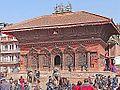 Le temple de Shiva et Parvati (Katmandou) (8574770270).jpg
