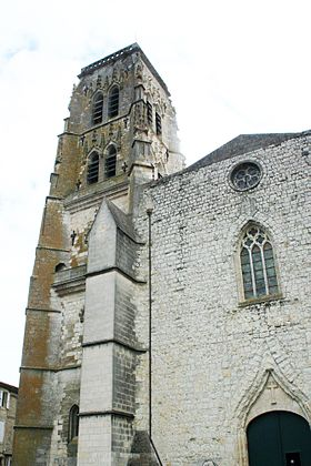 Image illustrative de l'article Cathédrale Saint-Gervais-Saint-Protais de Lectoure