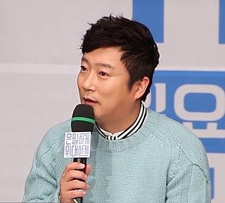 Lee Soo-geun Korean comedian