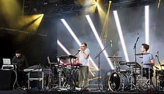 Leftfield British Electronic Duo