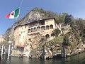 Leggiuno - Eremo di Santa Caterina del Sasso - Lago Maggiore - panoramio (13).jpg