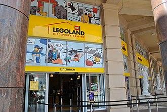 Legoland Discovery Centre - Image: Legoland Discovery Centre Manchester