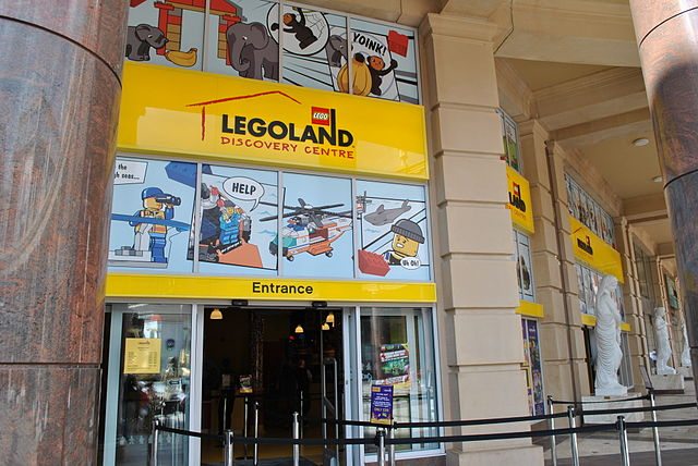 Legoland Discovery Centre - Wikiwand