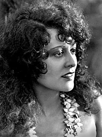 Lenore Ulric - in South Sea Rose (1929)