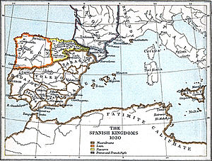 Map Of Jewish Spain.History Of The Jews In Spain Wikipedia