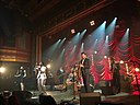 Leon Bridges at Webster Hall, 21 October 2015.JPG